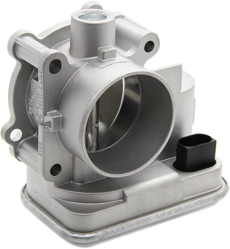 04891735AC Electronic Throttle Body Assembly with IAC & TPS - Fit for 2.0L 2.4L Dodge Avenger, Caliber, Journey, Chrysler 200, Sebring, Jeep Compass Patriot - Replace 4891735AB 4891735AC 4891735AD 61PVK3gfrwL
