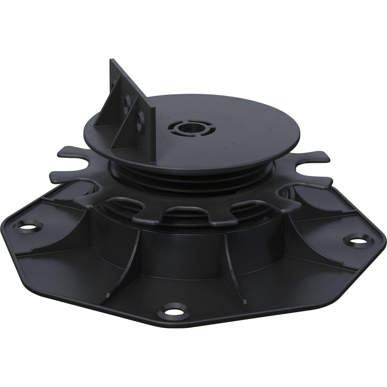 H/öhenverstellung 65-155mm 32 St/ück KARLE /& RUBNER Terrassenlager KS mit beweglichem Kopf