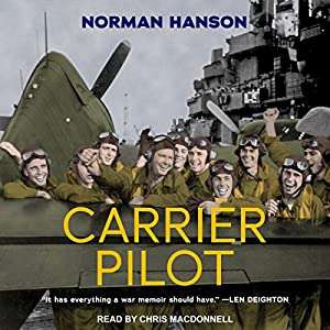 Carrier Pilot Audiobook