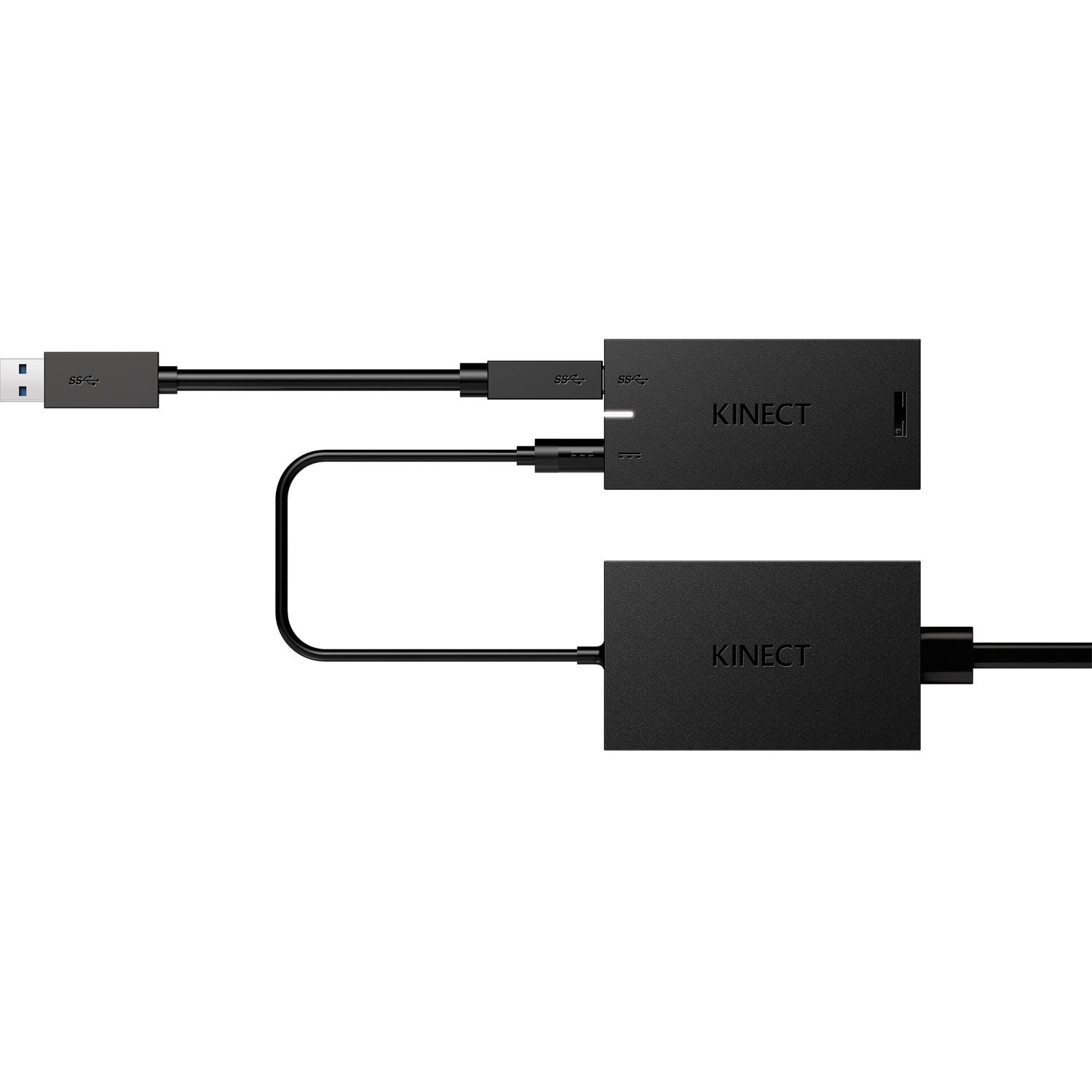 Xbox Kinect Adapter for Xbox One S and Windows 10 PC by Microsoft