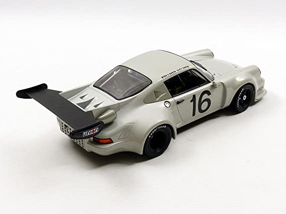 Amazon.com: Porsche 911 Carrera RSR 2.1 Turbo, No.16, Vasek Polak racing, Mid-Ohio, 1977, Model Car,, Norev 1:18: Norev: Toys & Games