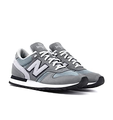 2acc08330a98f New Balance M770 Made in England Mid-Grey Trainers: Amazon.co.uk ...