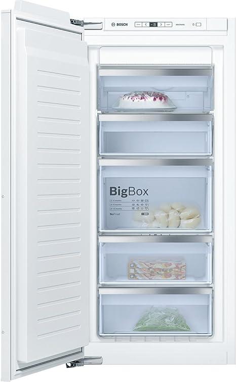 Bosch Serie 6 GIN41AC30 Integrado Vertical 127L A++ Blanco ...