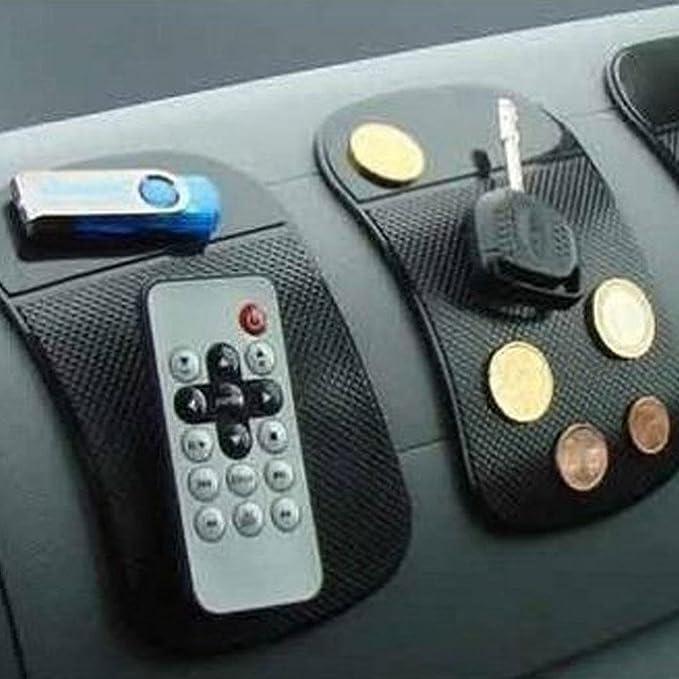 Car Electronics & Accessories Car Dash Mounting Kits Niome Silicone Anti Slip Car Dash Dashboard Pad Mat Phone Coins MP3 Pen Holder