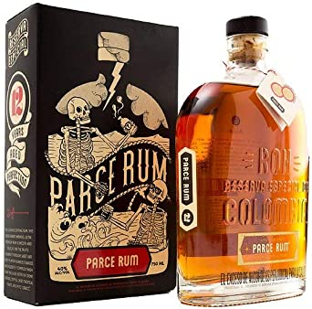 Parce Rum 12 años 700 ml - gift box -: Amazon.es ...
