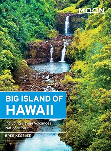 Moon Big Island Of Hawaii  Including Hawaii Volcanoes National Park  Moon Handbooks