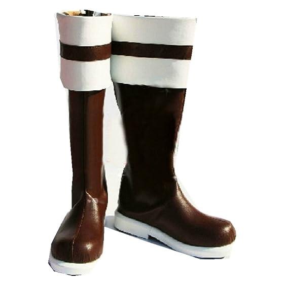 Sword Art Online Kirigaya Suguha Leafa Cosplay Shoes Boots Custom Made