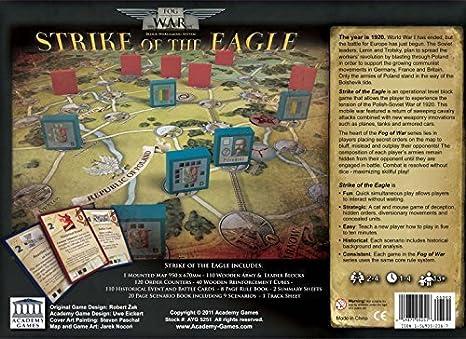 Fog Of War - Strike Of The Eagle - English: Amazon.es: Juguetes y juegos