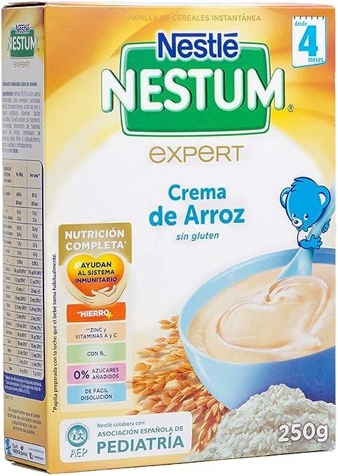 Nestle Vitaminas, Minerales Y Suplementos 1 Unidad 300 g: Amazon ...