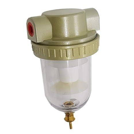 214210 Filtro Separador Grandes Volumenes Compresor Linea Aire Agua