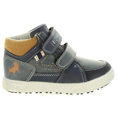 Botines de Niño LOIS JEANS 46061 107 Marino Talla 23: Amazon.es: Zapatos y complementos