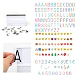 FSC Lighting Letters and Symbols, Numbers/Colour