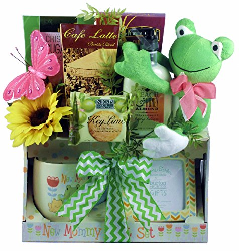 Gift Basket Village: Jumping for Joy for The New Mommy! Gift Basket For The Mother-To-Be
