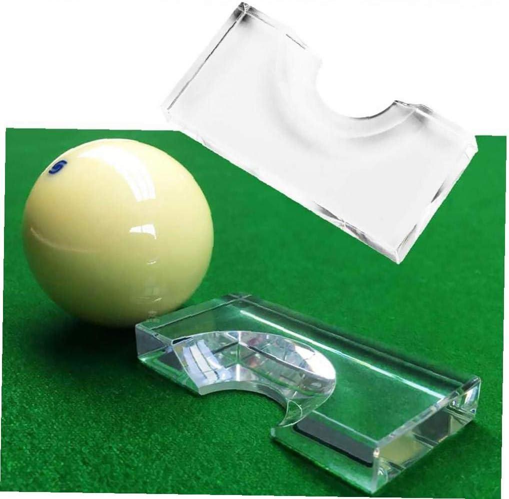 Marcador De Bola De Señal Acrílico Snooker Billar Marcador De Posición De La Bola Piscina Biiliard Marcador De Posición: Amazon.es: Deportes y aire libre