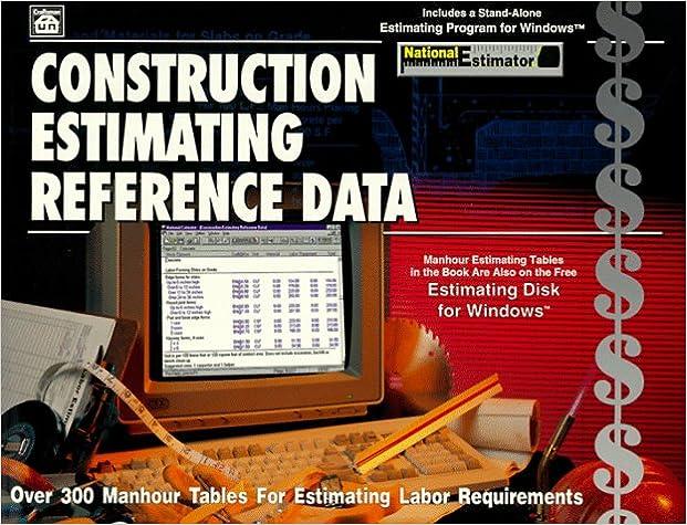 Construction Estimating Reference Data: Ed Sarviel