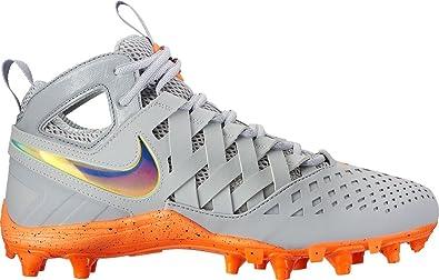 Nike Le Hombres Huarache V Lax Le Nike Mediados De Lacrosse Cleats 11 92d268