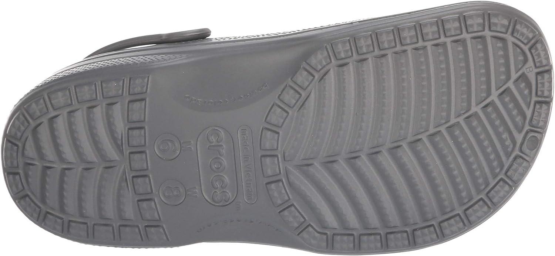 75ed6be1a412f6 Crocs Unisex Winter Clog Slate Grey Light Grey 8 Women   6 Men M US Medium   Amazon.co.uk  Shoes   Bags