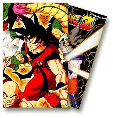 Amazon Com Dragon Ball Z The Saiyan Conflict Boxed Set I