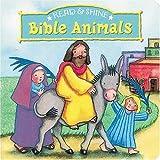 Bible Animals, Linda Clearwater, 1400304067