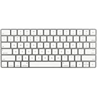 Apple Magic Wireless Rechargeable Keyboard (MLA22LL/A)