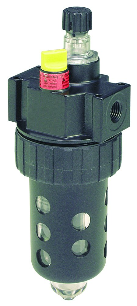 L606-042B Polycarbonate Bowl with Plastic Guard Dixon L606-04B 1//2 Compact Lubricator