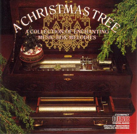 Price comparison product image A Christmas Tree: A Collection of Enchanting Music Box Melodies
