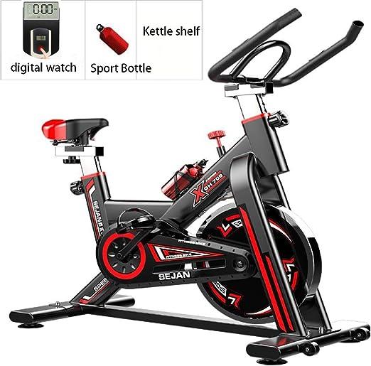 SICONG Bicicleta de Spinning, Resistencia Variable, Altura ...