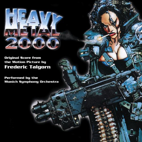 Heavy Metal 2000 (Original Score From The Motion Picture) (Stevie Nicks Fast Times At Ridgemont High)