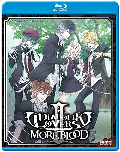 Blu-ray : Diabolik Lovers Ii: More Blood (Anamorphic, )