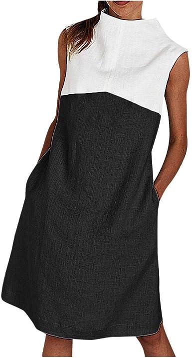 Plus Size Womens Sleeveless Midi Ladies Strappy Cami Summer Beach Party Sundress