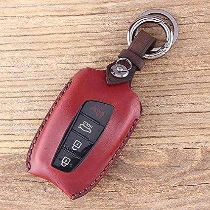 Amazon.com: ShineBear - Funda de piel para llave de coche ...