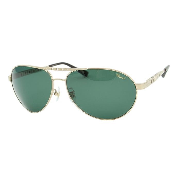 Amazon.com: anteojos de sol CHOPARD SCHB 01 M Oro l45p: Clothing