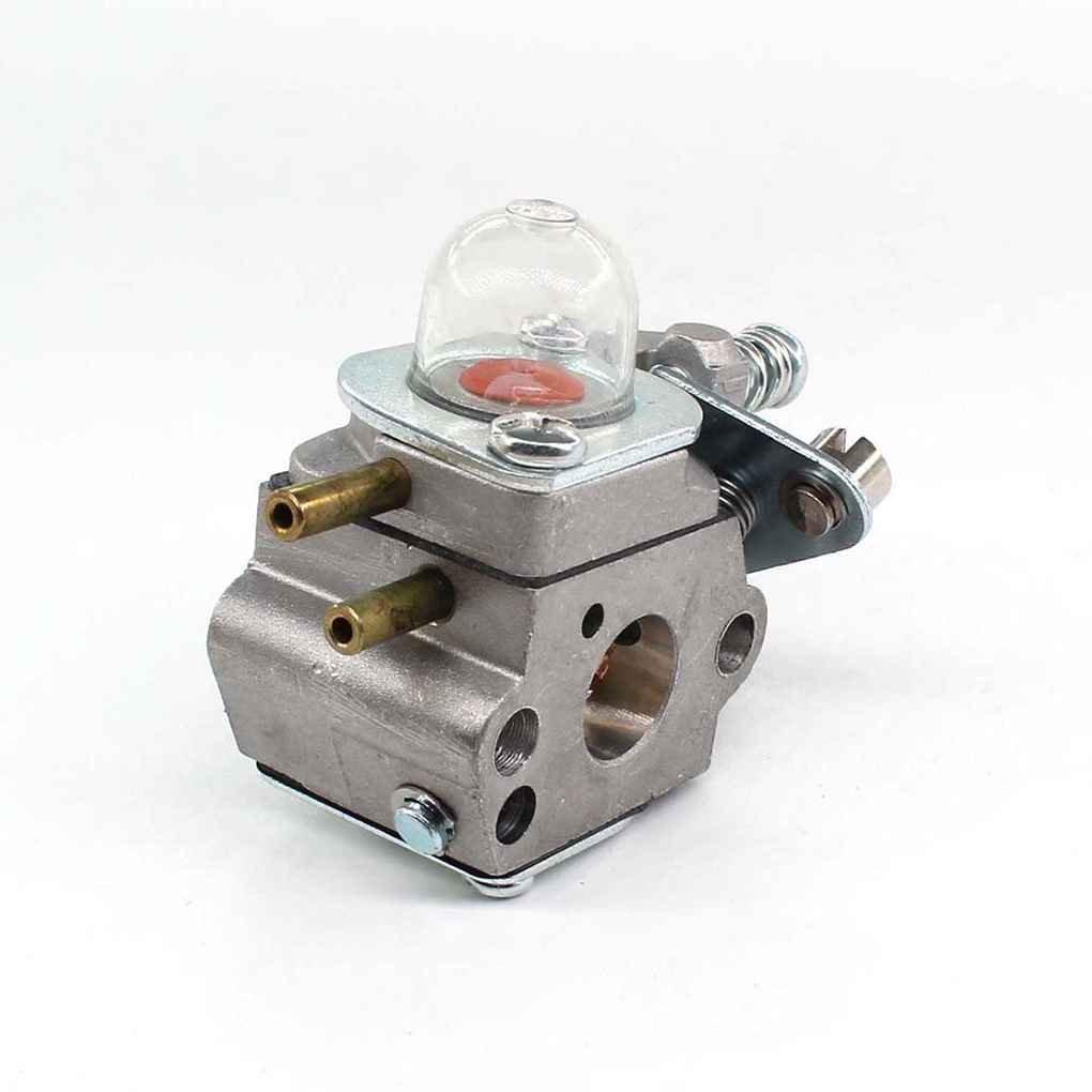 Ben-gi Carburateur pour Echo HC1500 Taille-Haies 12520005962 pour Zama C1U-K51-K52 C1U ECHO-SRM2100-GT2000-GT2100-PAS2000 Kit Fuel Line
