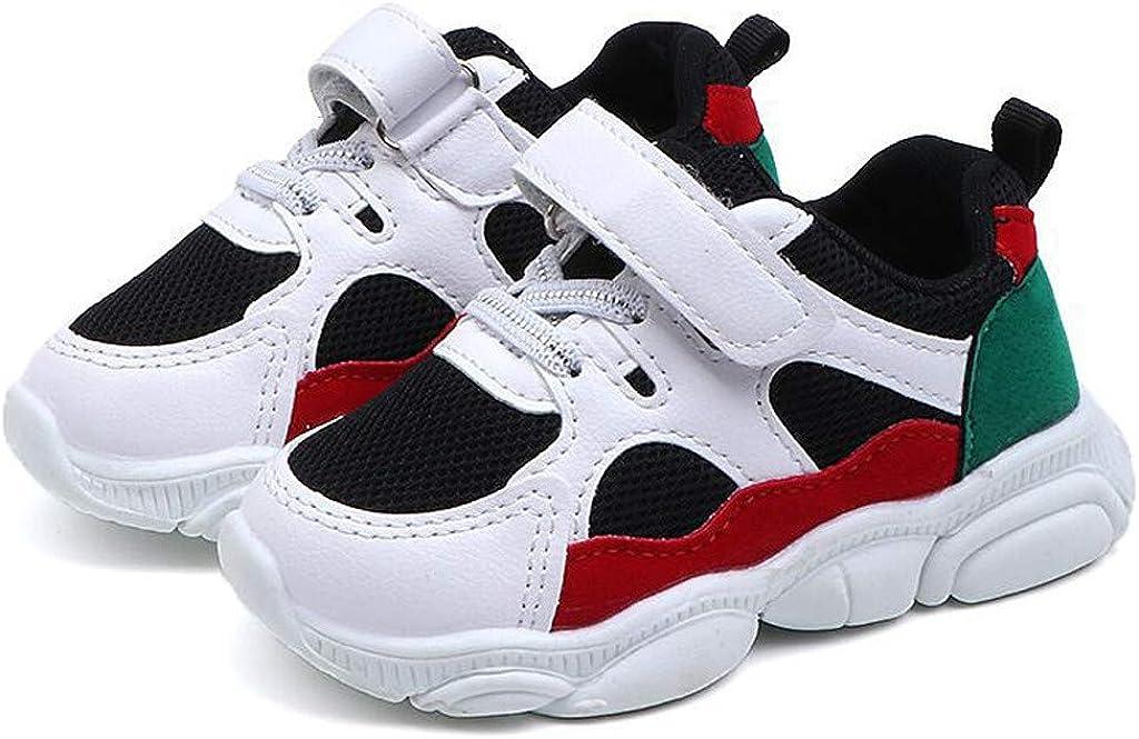 Zapatillas de Correr para niños y niñas con Suela de Malla y diseño de Oso de Dibujos Animados, Negro (Negro), 30 EU: Amazon.es: Zapatos y complementos