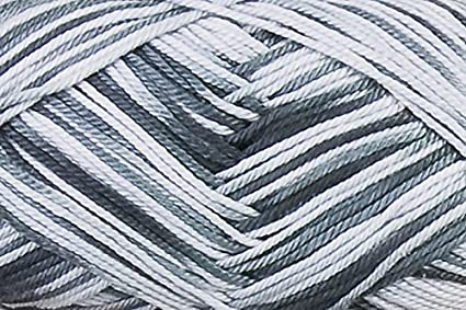 35 x 24 x 7 cm Gr/ündl Cotton Quick Print Wolle Baby Multicolor Baumwolle