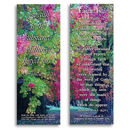 Favorite Bible Verses – Assorted Pack of 100 – 2″x6″