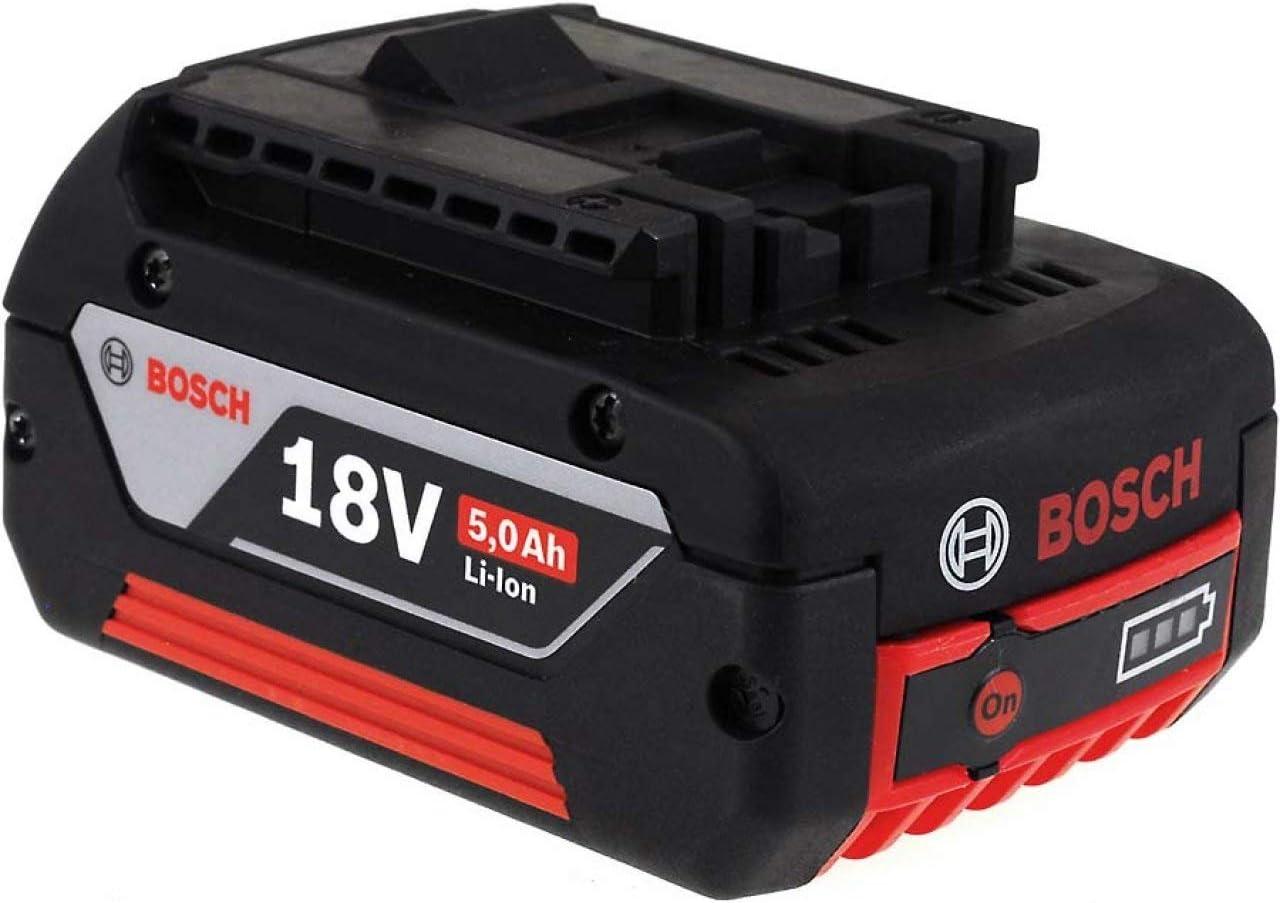 Li-Ion 18V Bosch Battery type 2607337069 5000mAh original