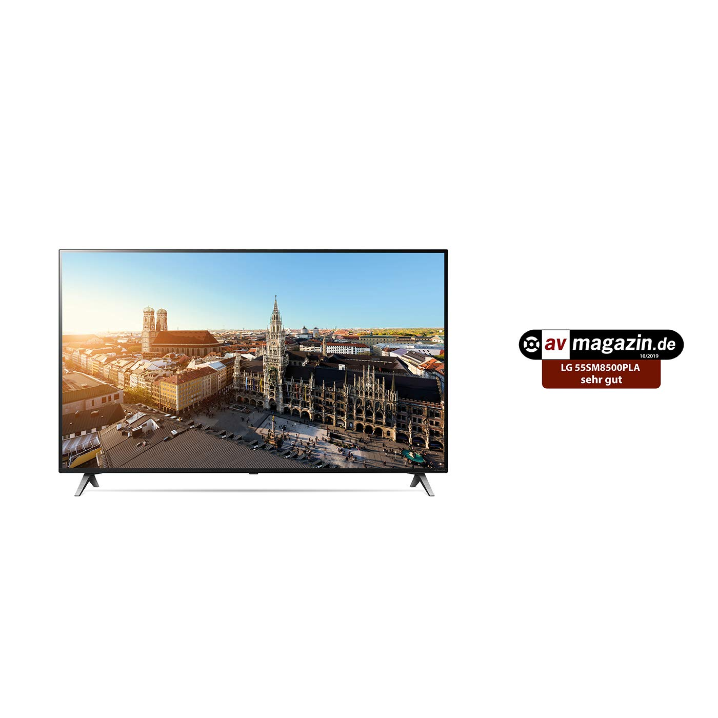 2 Color Negro con Alexa Integrada LG 65SM8500PLA 65 Smart TV NanoCell 4K UHD de 164 cm 100/% HDR y Dolby Atmos Procesador Inteligente Alpha 7 Gen Deep Learning