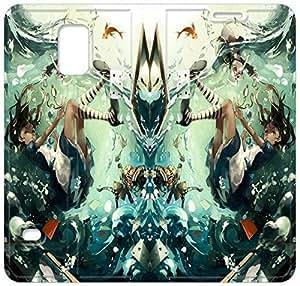 AICE EN WONDERAND Encargo Tirón Caja funda Para Samsung Galaxy S5 funda ,Samsung Galaxy S5 Case - KHOOOFOFO0062