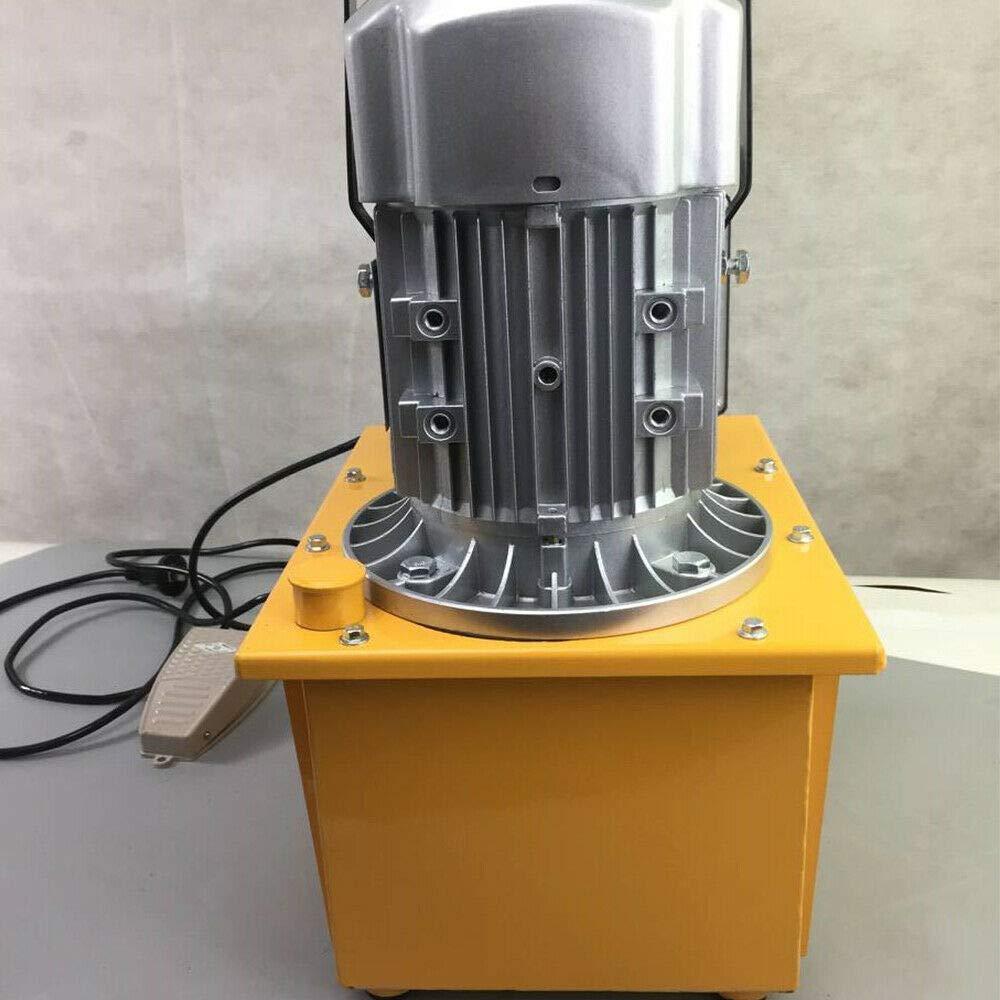 tuyau dhuile raccord rapide 750 W 7 L pompe /à p/édale manuelle Single Acting Hydraulikaggregat BTdahong Pompe hydraulique /électrique 700 bar