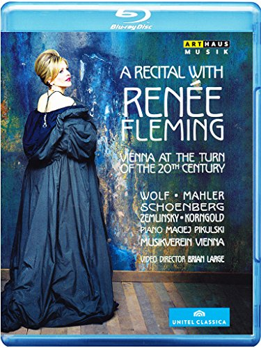 Rene Fleming - Recital with Renee Fleming (Blu-ray)