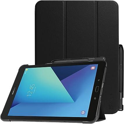 Fintie Funda para Samsung Galaxy Tab S3 9.7 con Portalápiz para S Pen - Súper Delgada y Ligera Carcasa con Función de Auto-Reposo/Activación para ...