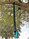 Tree Swing Hanging Strap Kit by All Good Things - Holds 1000 lbs! Simple and secure 5 ft hanging kit for tree swings, tire swings, disc swings, web swings, spinner swings and more.