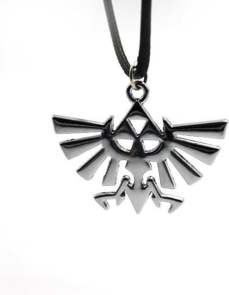 Keysmart The Legend Of Zelda Halskette Mit Dem Koniglichen Wappen Von Hyrule Als Anhanger Amazon De Spielzeug