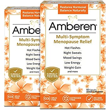 Amazon Com Amberen Multi Symptom Menopause Relief For