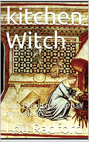 Amazon kitchen witch or a good cook is half a physician kitchen witch or a good cook is half a physician fandeluxe Choice Image