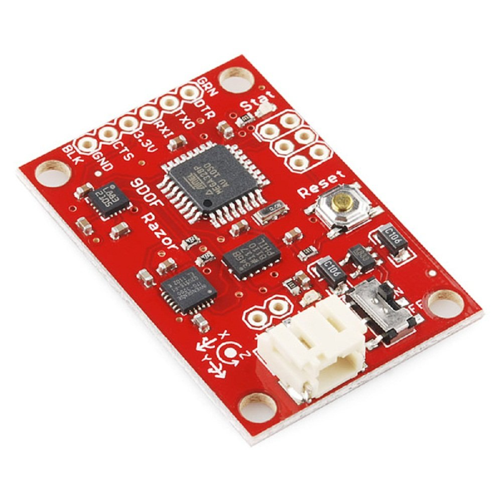 9 Degrees of Freedom - Razor IMU by SparkFun