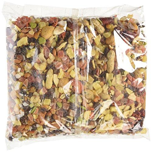 Sun Seed Company Bss59125 Fabulous Fruit Mix Parrot Treats Box, ()