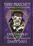 Discworld (Reformed) Vampyre's diary 2003