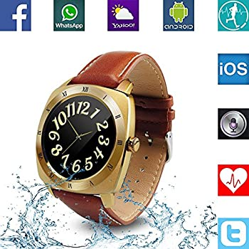Banaus B3 IP53 Waterproof Sport Fashion Smartwatch with Heart Rate Monitor Bluetooth 4.0 for Samsung S4/S5/S6/S7/Note3/Note4/Note5/Note6 Sony LG Xiaomi ...